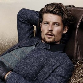 Wouter Peelen by Giampaolo Sgura for Trands F/W 2014