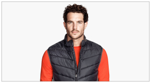 Justice Joslin for H&M Fall 2014
