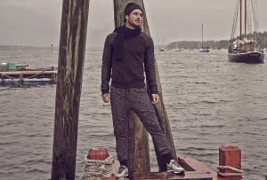 Justice Joslin for Lord and Taylor Fall/Winter 2014