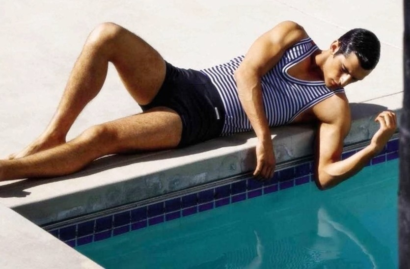 Sean O'Pry for GQ Spain May 2015