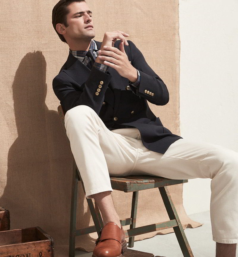 sean opry brunello cucinelli ss 2020 002 Sean OPry for Brunello Cucinelli S/S 2020