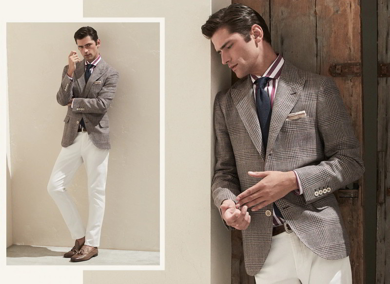 sean opry brunello cucinelli ss 2020 004 Sean OPry for Brunello Cucinelli S/S 2020