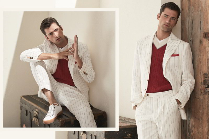 sean opry brunello cucinelli ss 2020 008 Sean OPry for Brunello Cucinelli S/S 2020