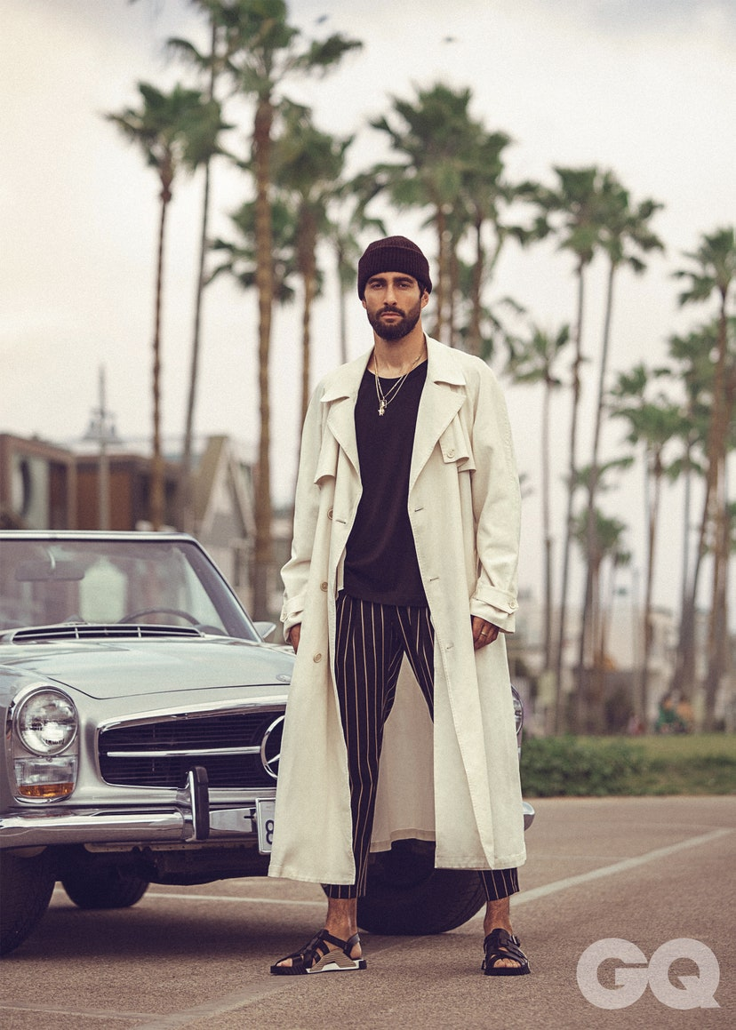 noah mills gq style mexico 011 Noah Mills covers GQ Style Mexico SS 2020