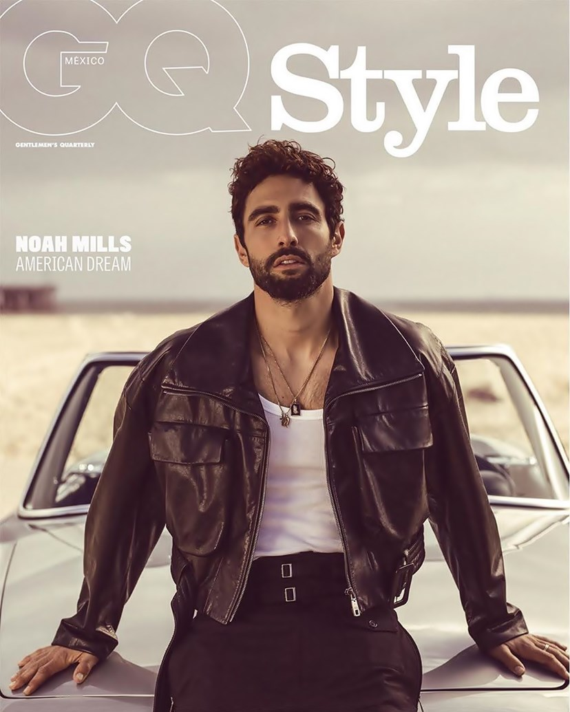 noah mills gq style mexico 012 Noah Mills covers GQ Style Mexico SS 2020