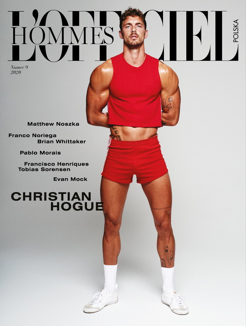 christian hogue l0fficiel hommes poland ss 2020 013 Christian Hogue for LOfficiel Hommes Poland