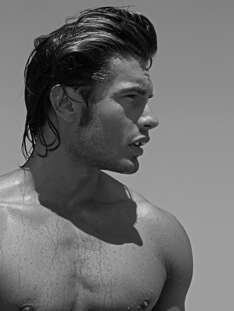 matteo capicchioni by Juan martin 008 Matteo Capicchioni hits the beach with Juan Martin