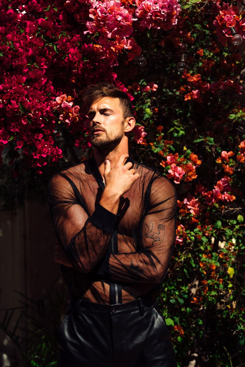 christian hogue attitude 002 Christian Hogue for Attitude Magazine