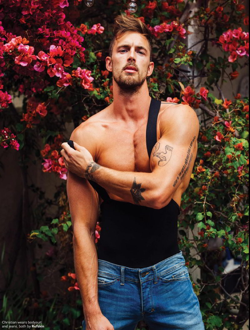 christian hogue attitude 003 Christian Hogue for Attitude Magazine