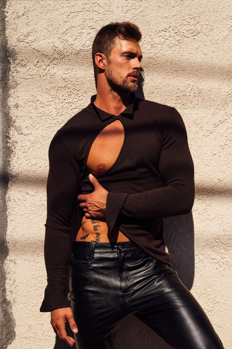 christian hogue attitude 004 Christian Hogue for Attitude Magazine