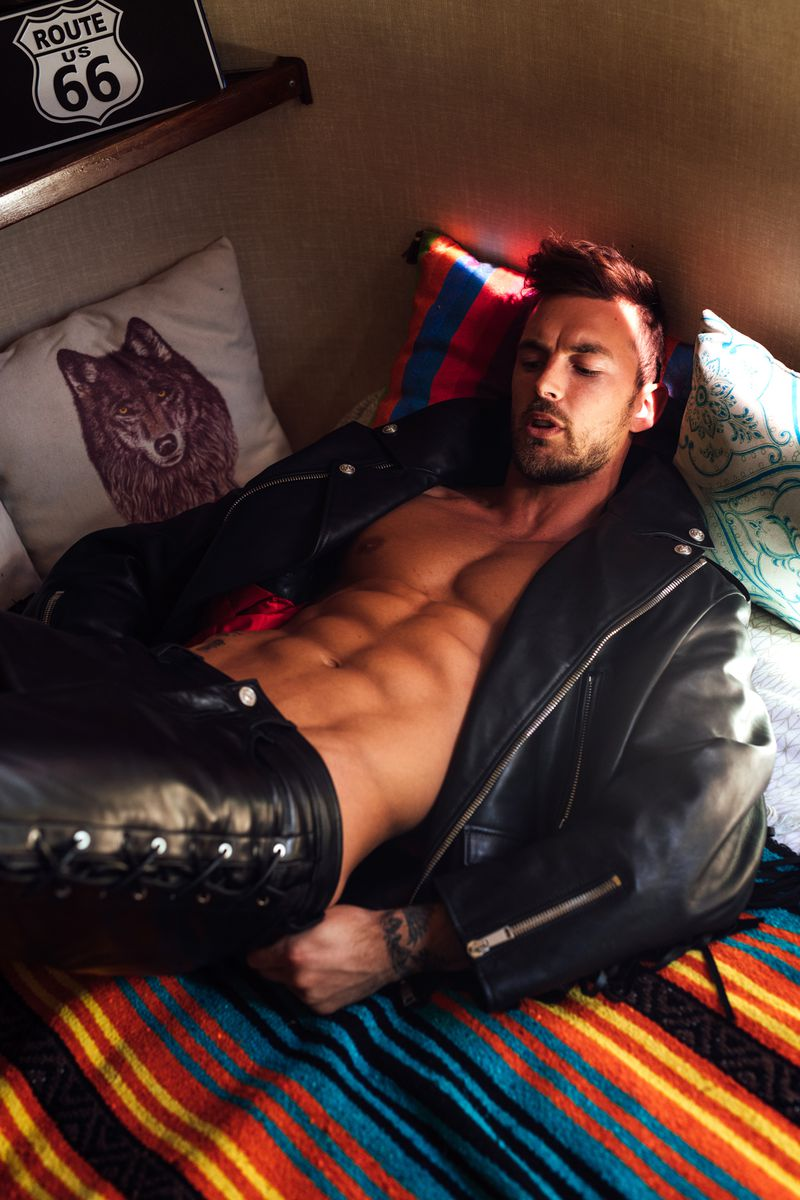 christian hogue attitude 008 Christian Hogue for Attitude Magazine