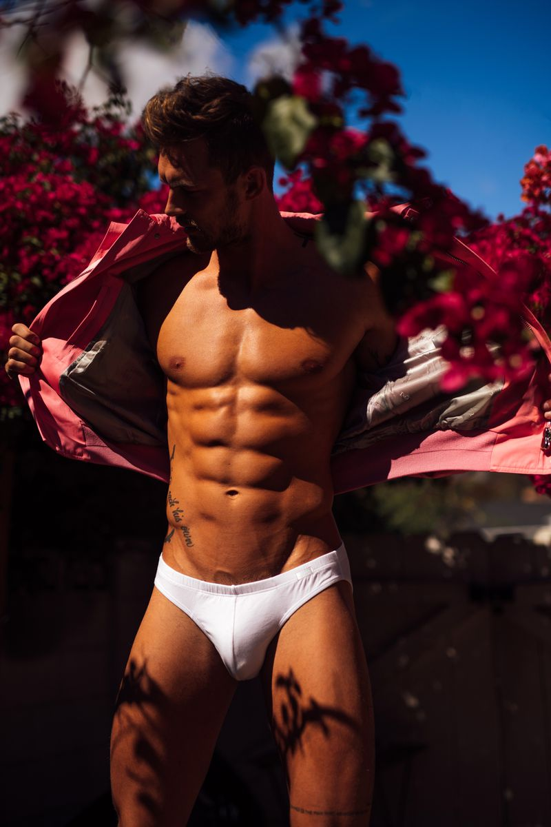 christian hogue attitude 012 Christian Hogue for Attitude Magazine