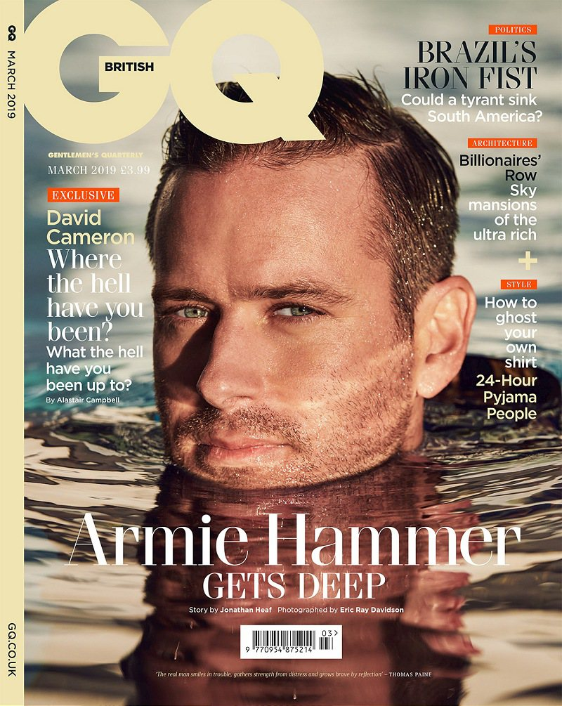 armie hammer gq uk march 2019 007 Armie Hammer for GQ UK March 2019