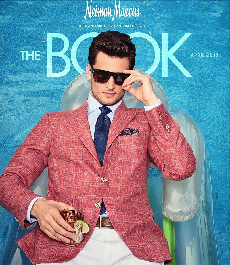 garrett neff neiman marcus april 2018 book 012 Garrett Neff for Neiman Marcus Spring 2018: Mens Book
