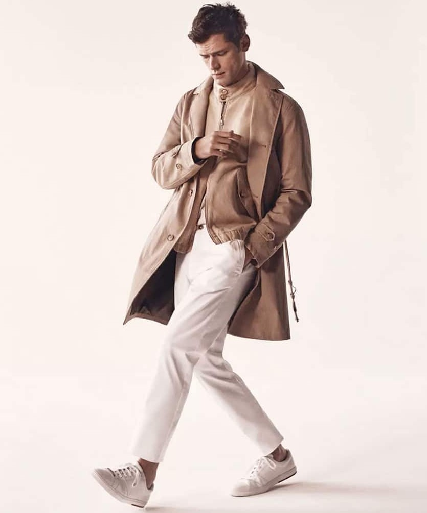 sean opry massimo dutti spring 19 004 Sean OPry for Massimo Dutti Spring/Summer 2019