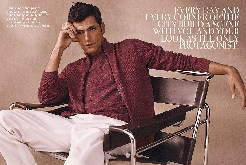 sean opry massimo dutti spring 19 008 Sean OPry for Massimo Dutti Spring/Summer 2019