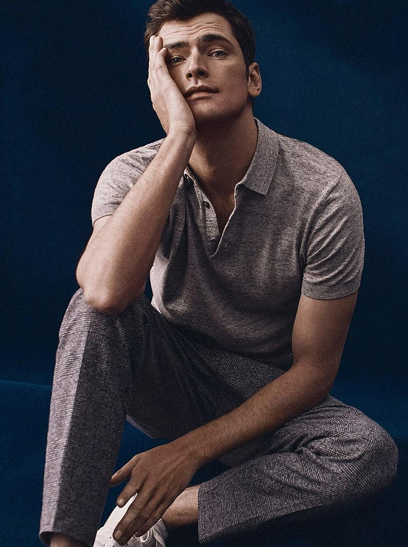 sean opry massimo dutti spring 19 010 Sean OPry for Massimo Dutti Spring/Summer 2019