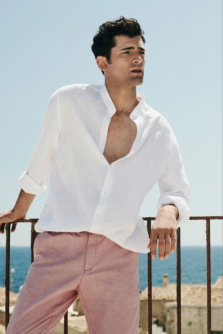 sean opry massimo dutti ss 2018 001b. Sean OPry for Massimo Dutti Spring/Summer 2018