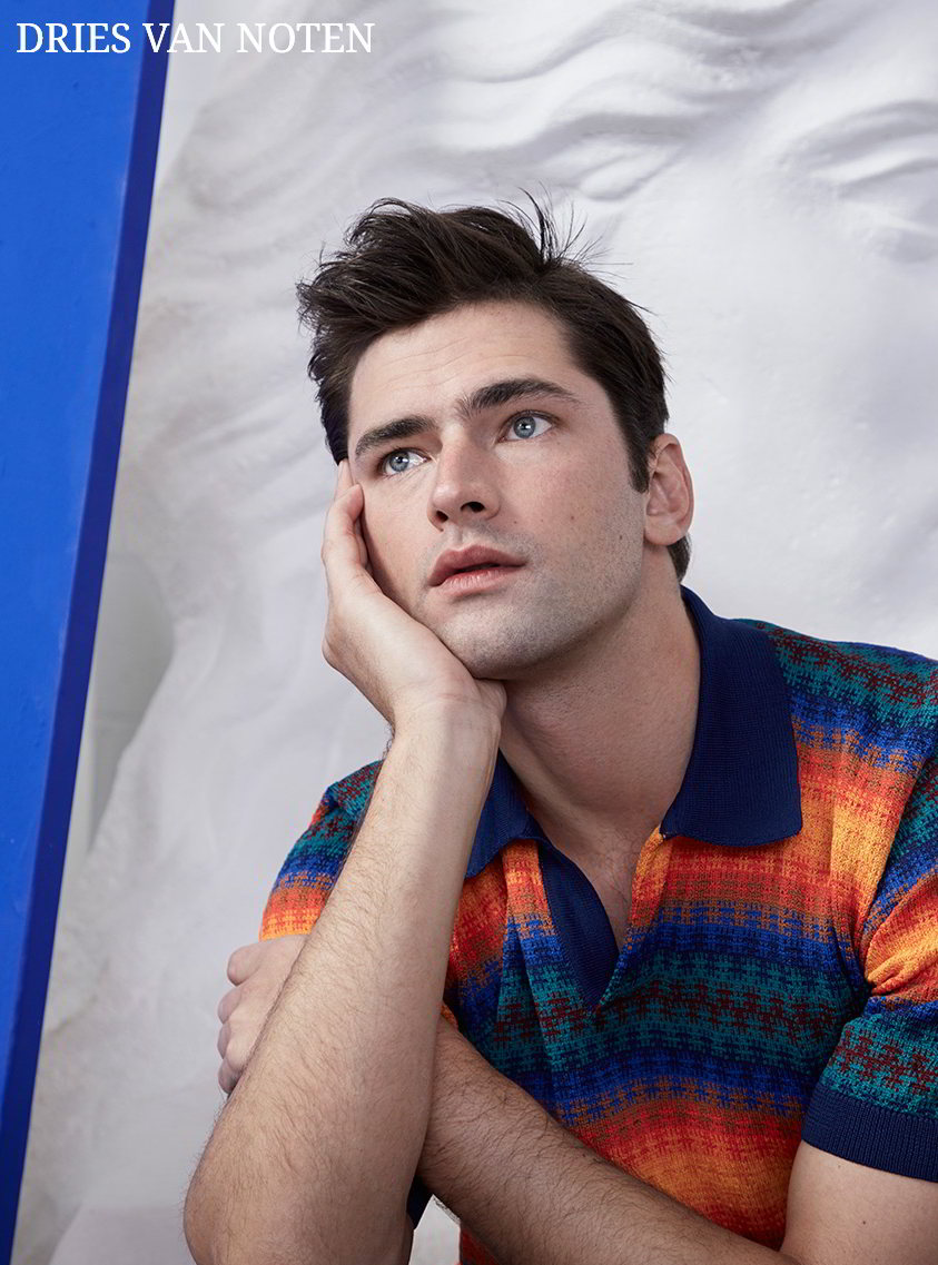 sean opry simons spring summer 2019 003 Sean OPry for Simons Spring/Summer 2019   Designer Look Book