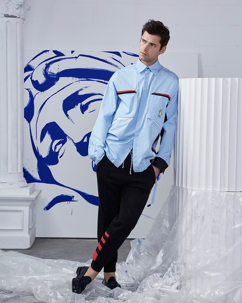 sean opry simons spring summer 2019 006 Sean OPry for Simons Spring/Summer 2019   Designer Look Book