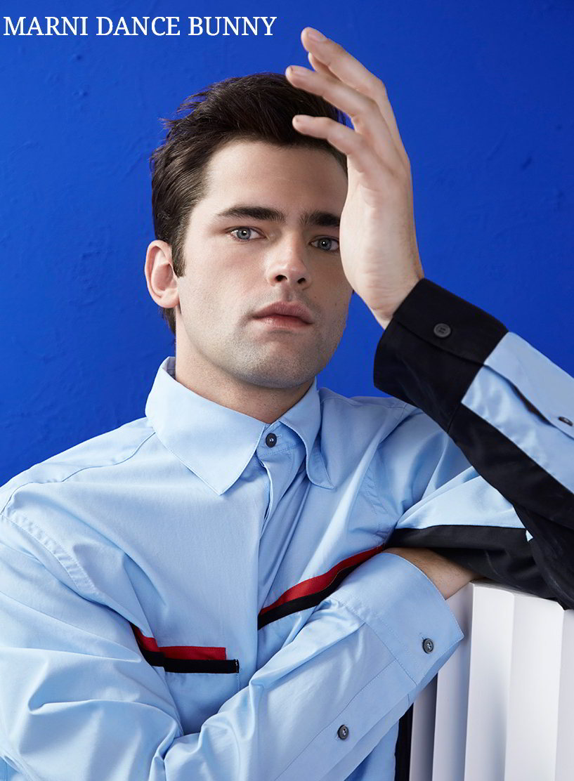 sean opry simons spring summer 2019 007 Sean OPry for Simons Spring/Summer 2019   Designer Look Book