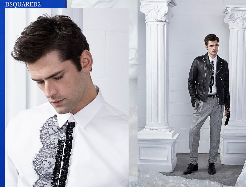 sean opry simons spring summer 2019 008 Sean OPry for Simons Spring/Summer 2019   Designer Look Book