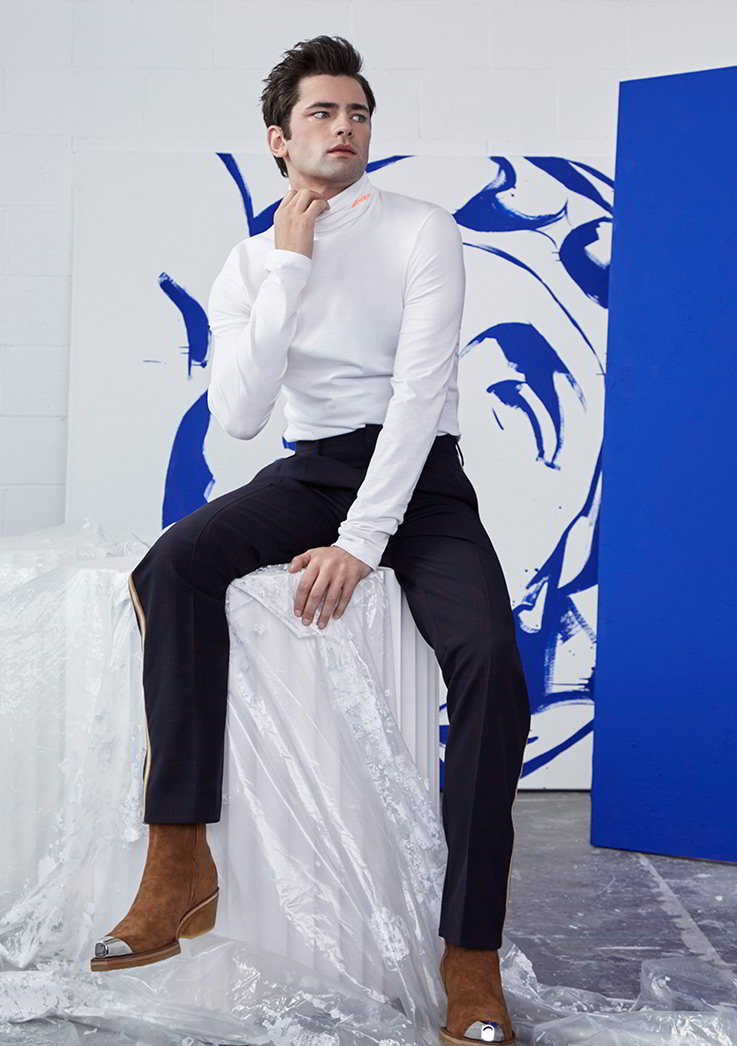 sean opry simons spring summer 2019 009 Sean OPry for Simons Spring/Summer 2019   Designer Look Book