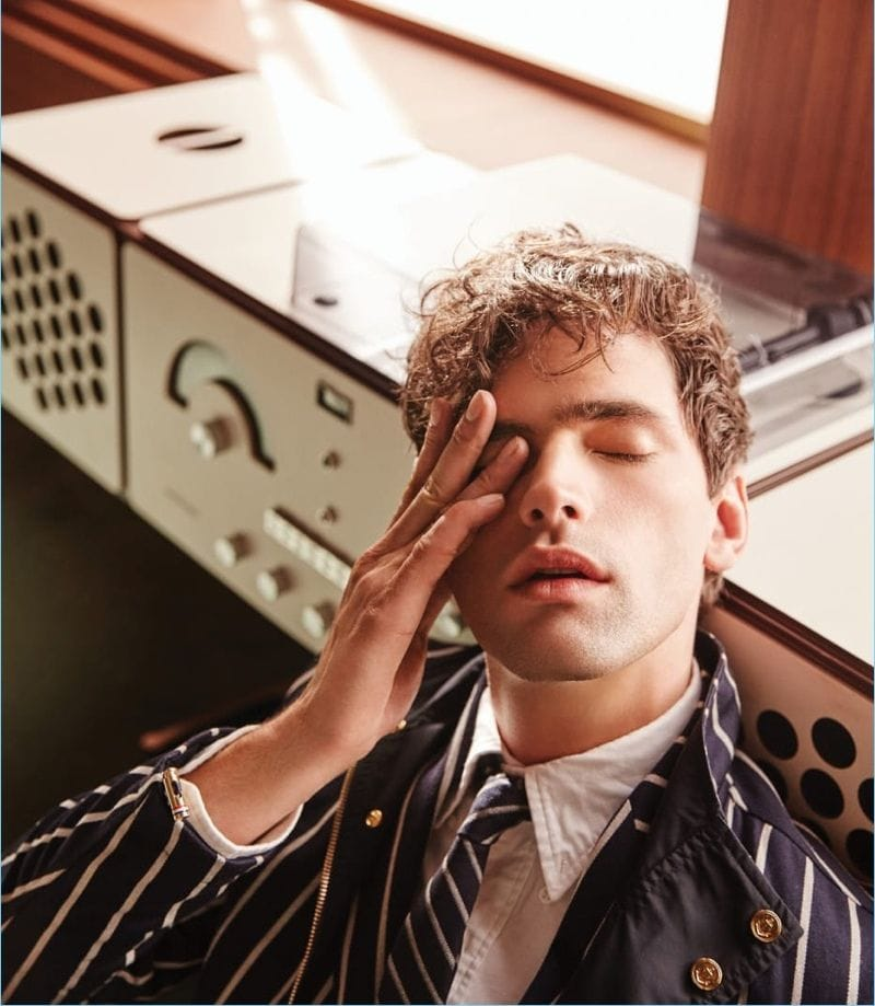 sean opry vogue korea 2018 editorial 006 Sean OPry for Vogue Korea February 2018