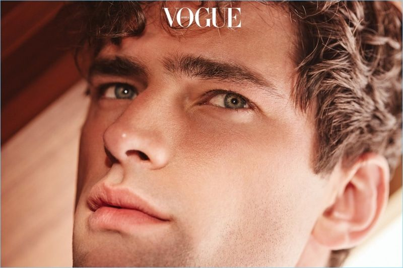 sean opry vogue korea 2018 editorial 011 Sean OPry for Vogue Korea February 2018
