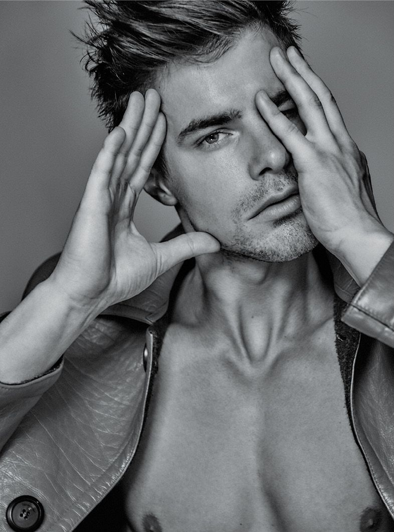 seanopry rjrogenski juleshorn vman 40 editorial 005 Sean OPry, Rj Rogenski, Jules Horn and more for V MAN 40