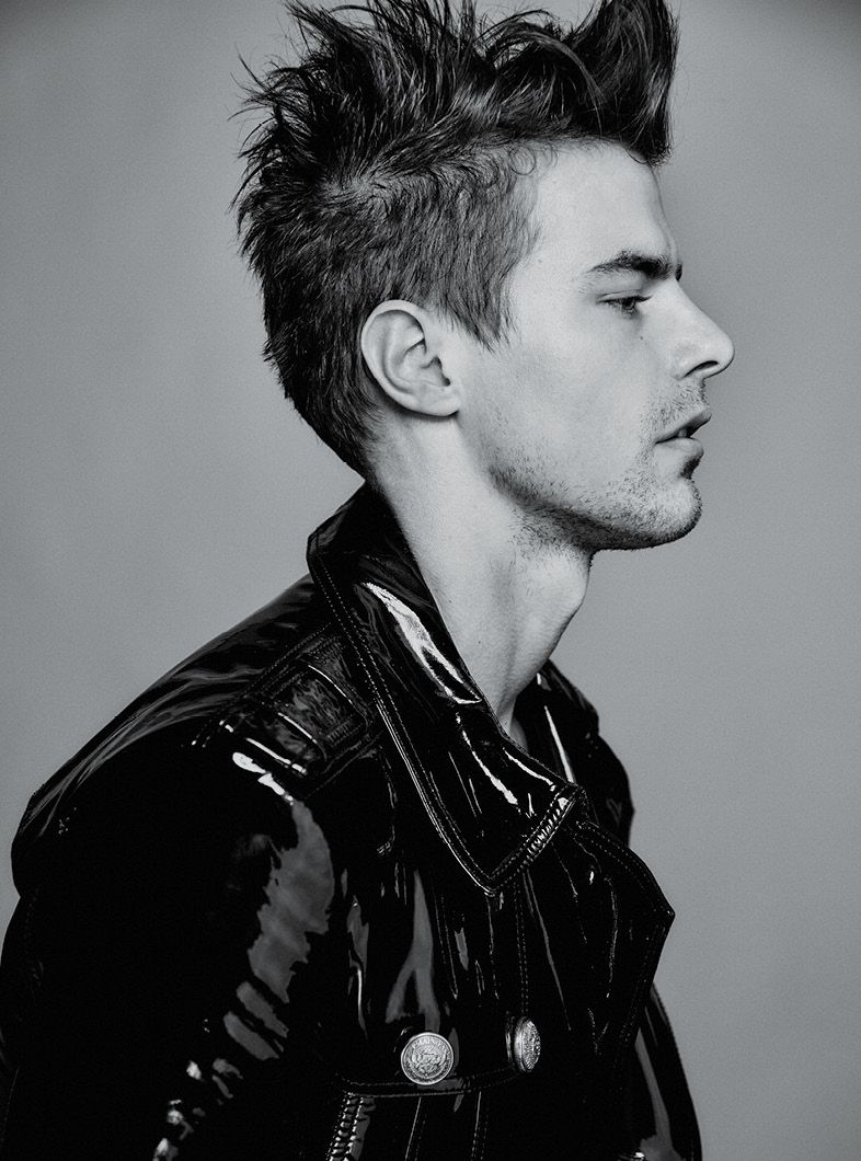 seanopry rjrogenski juleshorn vman 40 editorial 006 Sean OPry, Rj Rogenski, Jules Horn and more for V MAN 40
