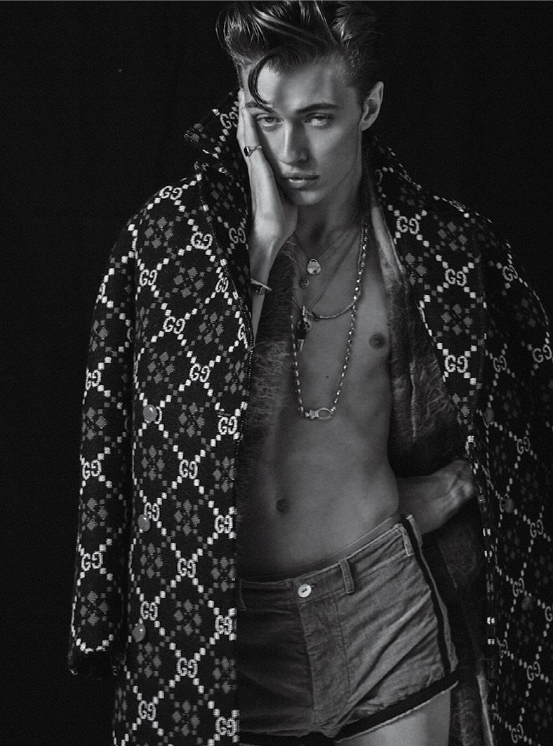 seanopry rjrogenski juleshorn vman 40 editorial 011 Sean OPry, Rj Rogenski, Jules Horn and more for V MAN 40