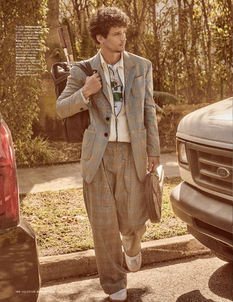 simon nessman giampaolo sgura gq uk 002 Simon Nessman for GQ Uk August 18
