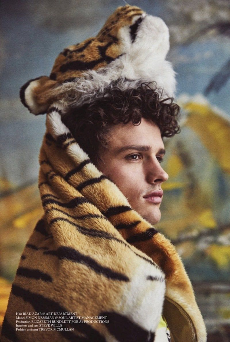 simon nessman glass men spring 2018 008 Simon Nessman for Glass Men Spring 2018
