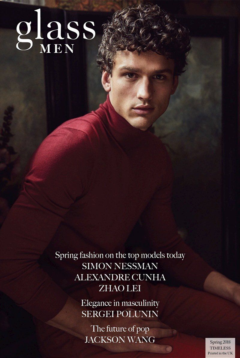 simon nessman glass men spring 2018 009 Simon Nessman for Glass Men Spring 2018