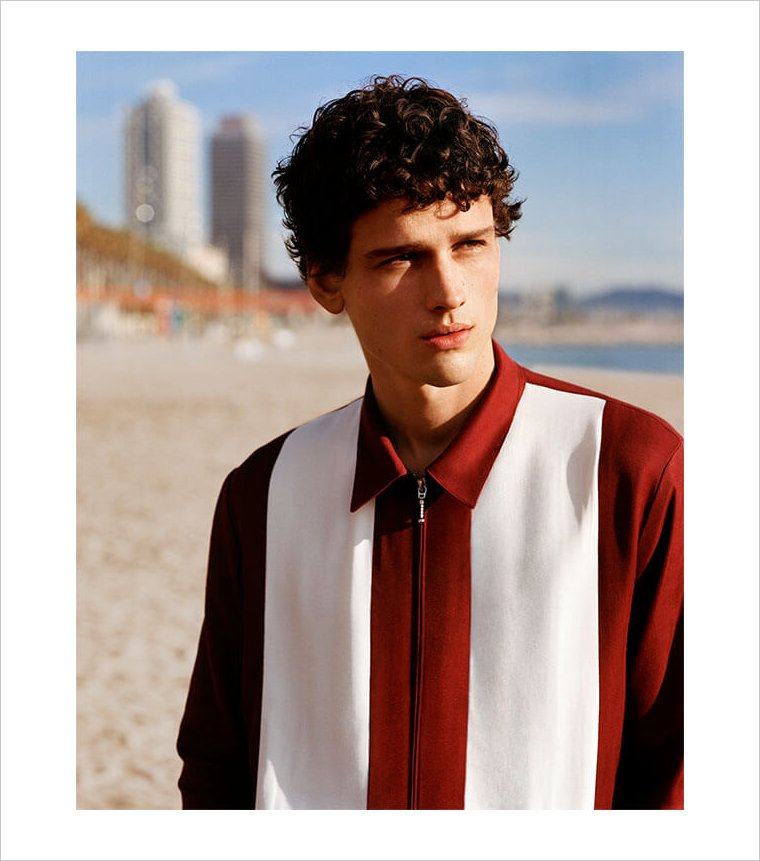 simon nessman sandro spring summer 2019 006 Simon Nessman for Sandro Paris Spring/Summer 2019